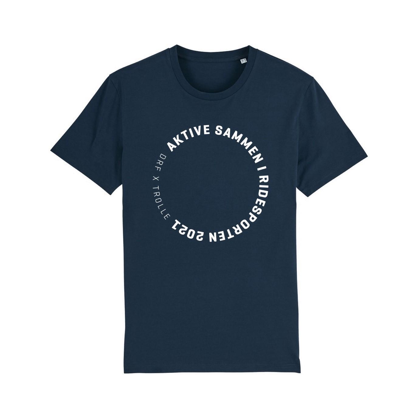 #aktivsammenhverforsig 2021 t-shirt
